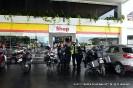 Motorradfahrer aus Brasilien