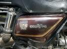 Die Honda Gold Wing von Herrn Kahr-Weissenbrunner