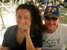 Jessica und ich auf der Hoca von Carlos