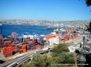 Der Hafen von Valparaiso