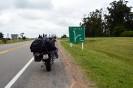 Chuy der Grenzübergang nach Brasilien