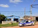 Die Polizeistation wird renoviert